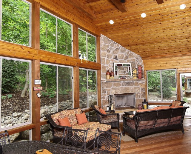 4 Season Porch Decorating Ideas