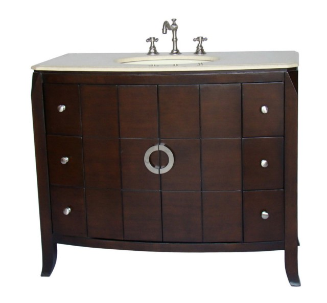 42 Bathroom Vanity Cabinet