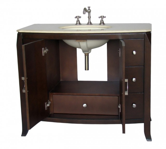 42 Bathroom Vanity With Sink