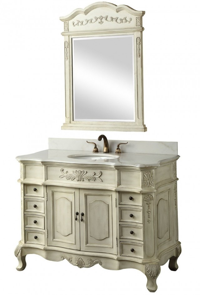 42 Inch Shaker Bathroom Vanity