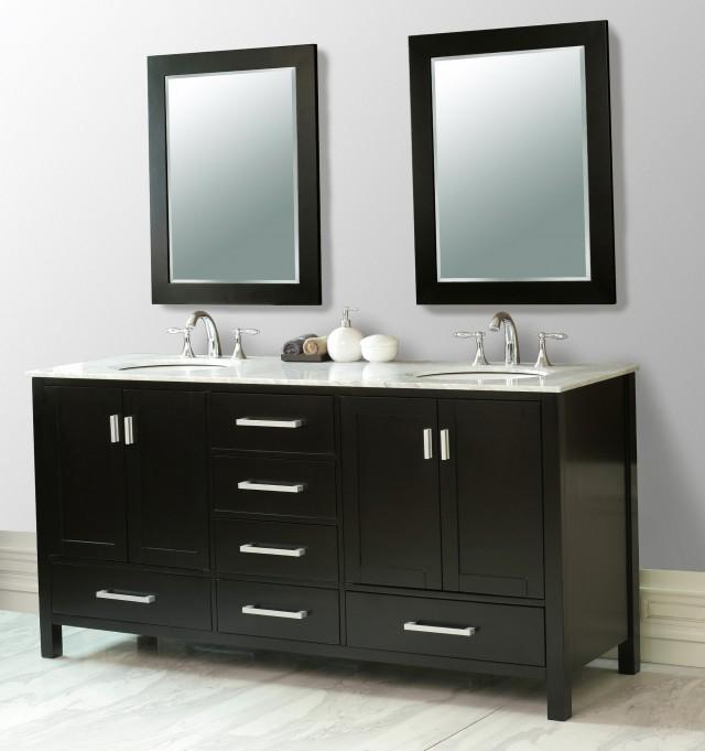 48 Inch Bathroom Vanity Double Sink