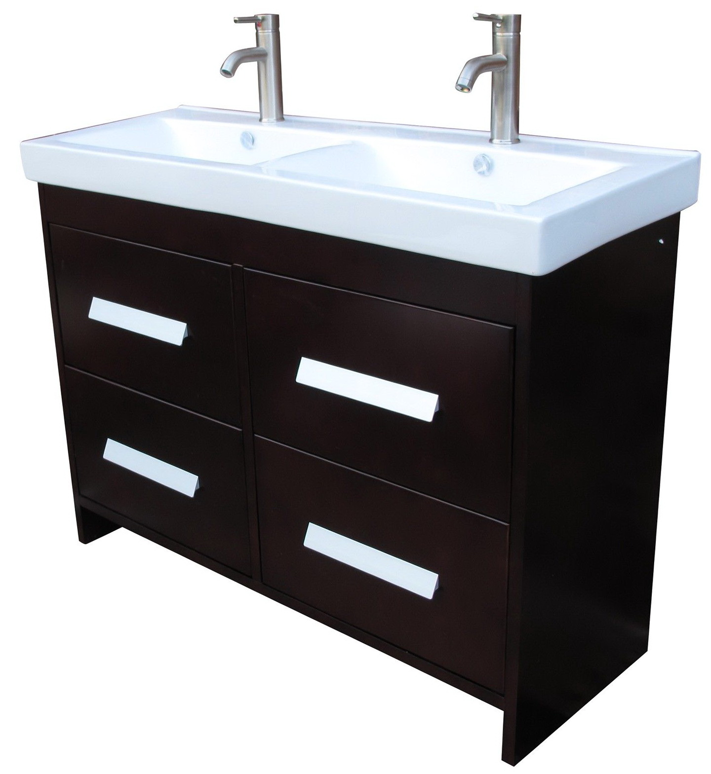 48 Inch Double Sink Bathroom Vanity