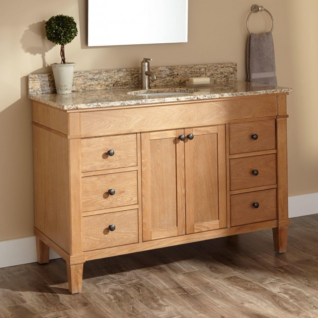 48 Inch Vanity With Top
