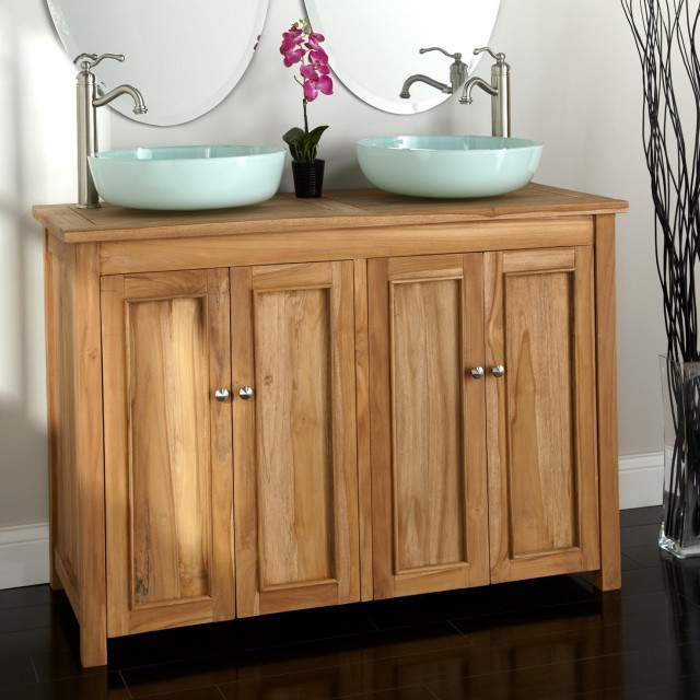 48 Rustic Bathroom Vanity