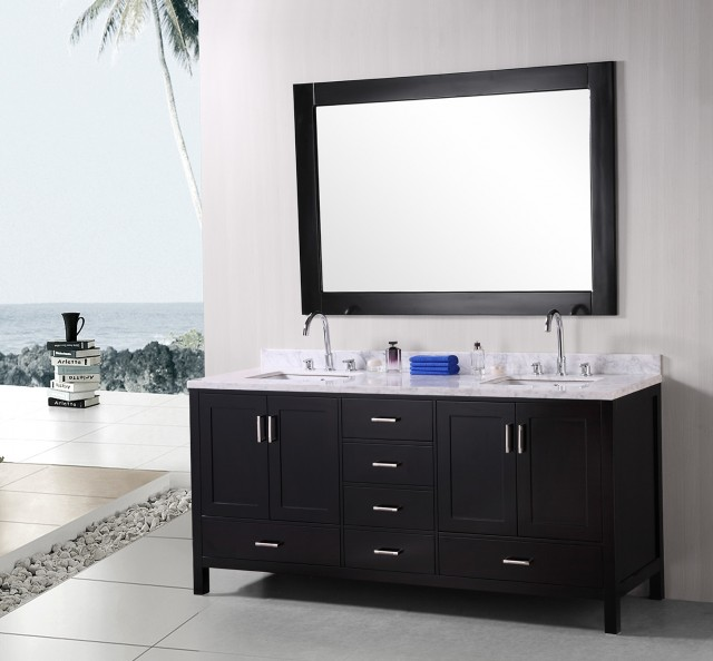 72 Inch Bathroom Vanity Sets