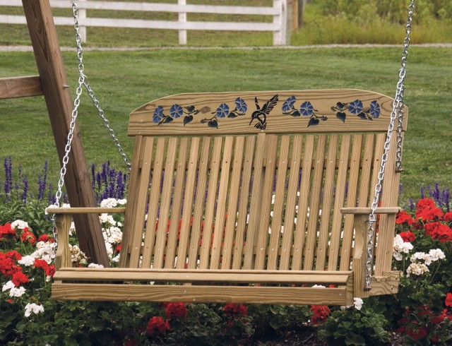 Amish Porch Swings Ohio
