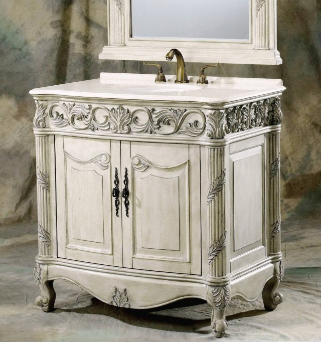 Bath Vanities With Tops