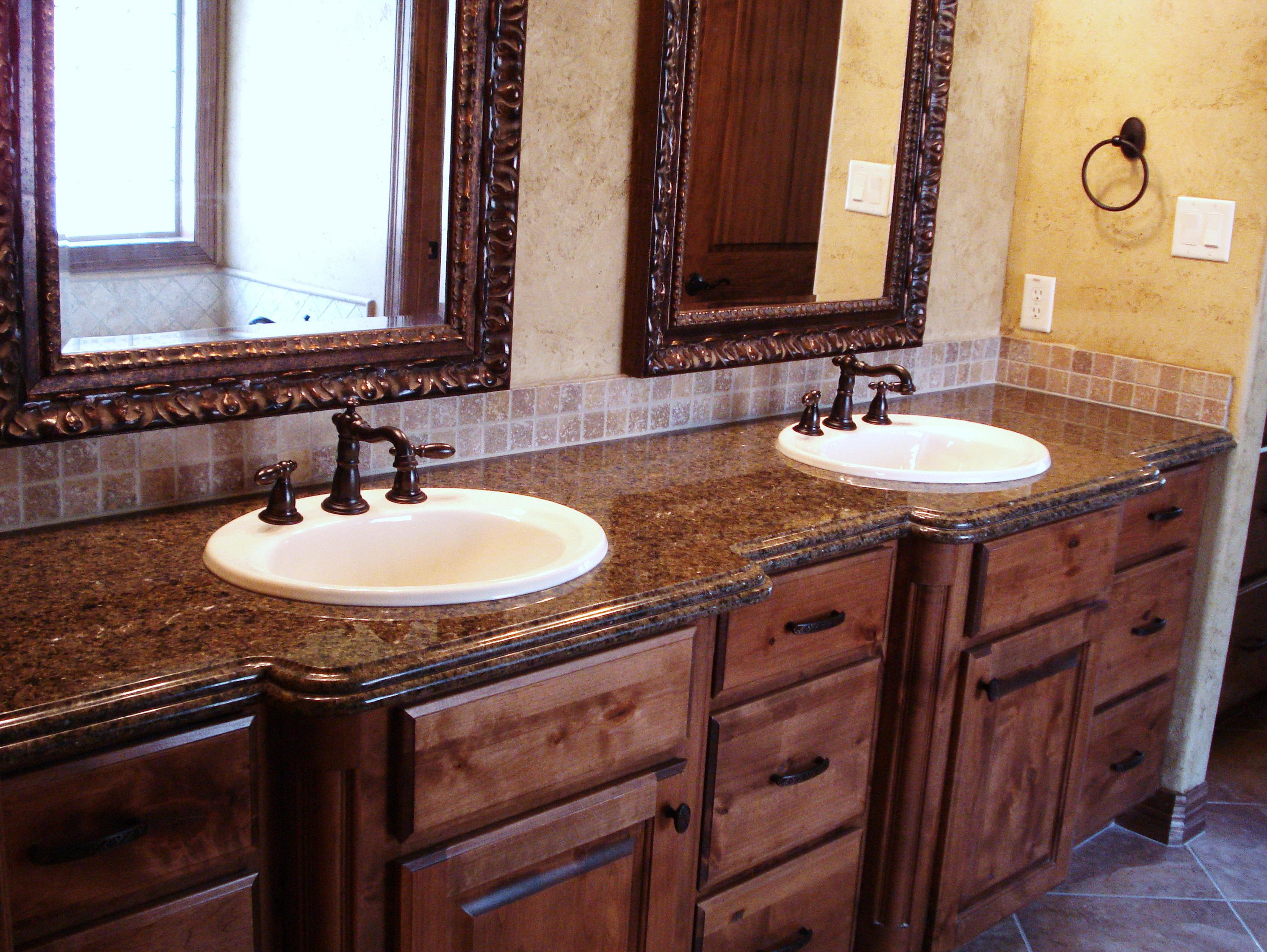 Bathroom Granite Vanity Tops Pictures