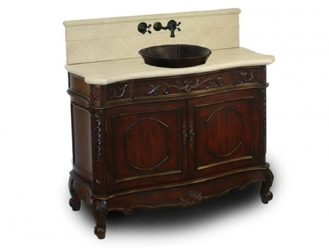 Bathroom Single Sink Vanity Ideas
