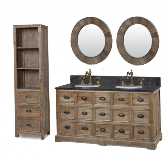 Bathroom Vanities With Tops Double Sink
