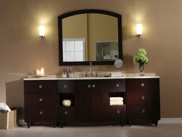 Bathroom Vanity Mirror And Light Ideas