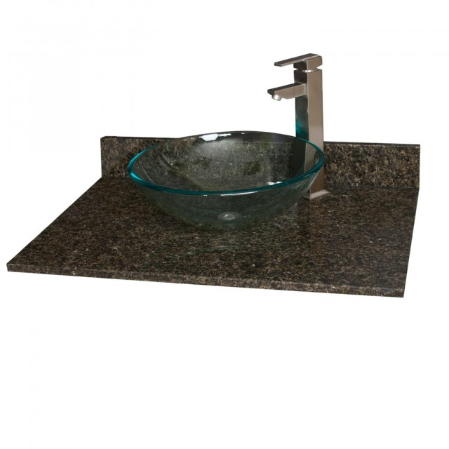 Bathroom Vanity Tops For Vessel Sinks
