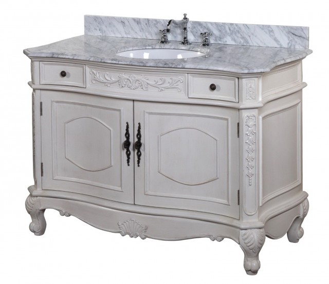 Bathroom Vanity With Sink On Top