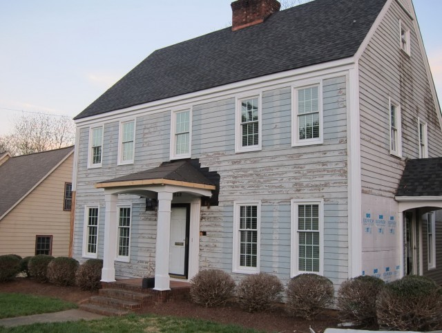 Building A Front Porch Overhang