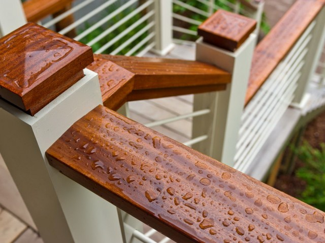 Building A Front Porch Railing