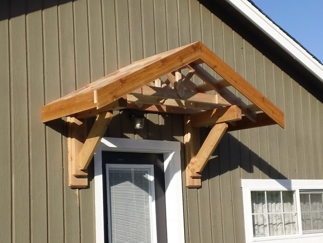 Building A Front Porch Roof