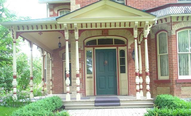 Cedar Porch Posts For Sale