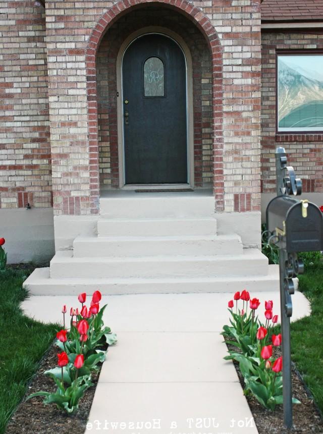 Concrete Porch Paint Peeling