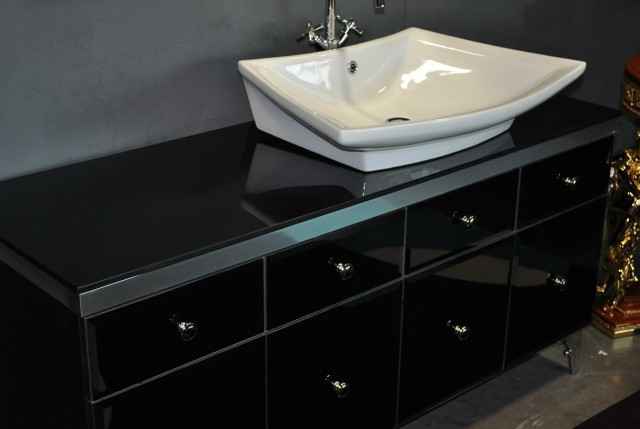 Contemporary Bathroom Vanities With Vessel Sinks