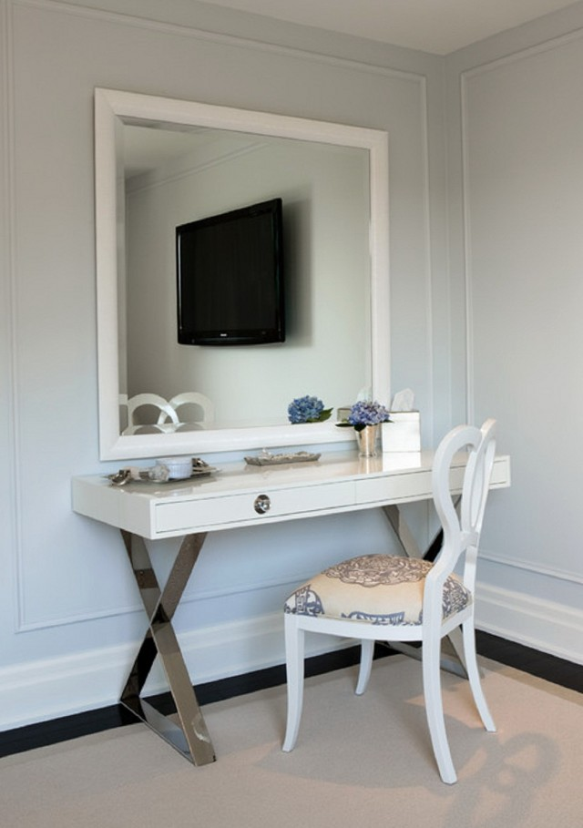 Corner Vanity Table Bedroom
