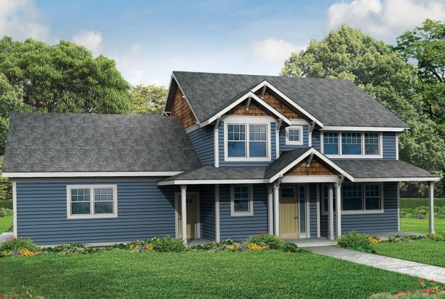Country House Plans With Porches On The Front