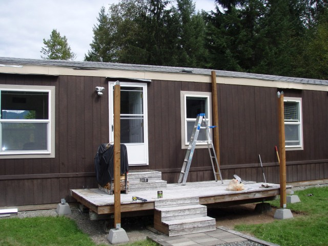 Covered Porches For Mobile Homes