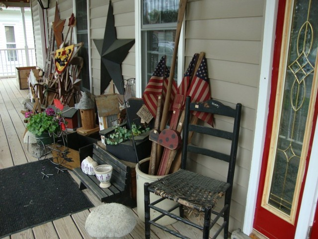 Decorating Front Porches For Christmas Southern Style