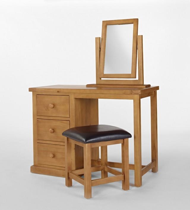 Diy Corner Vanity Table