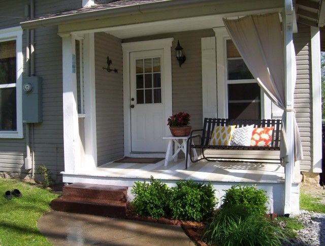 Diy Front Porch Addition