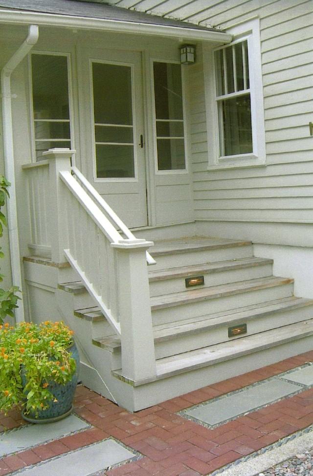 Diy Front Porch Steps