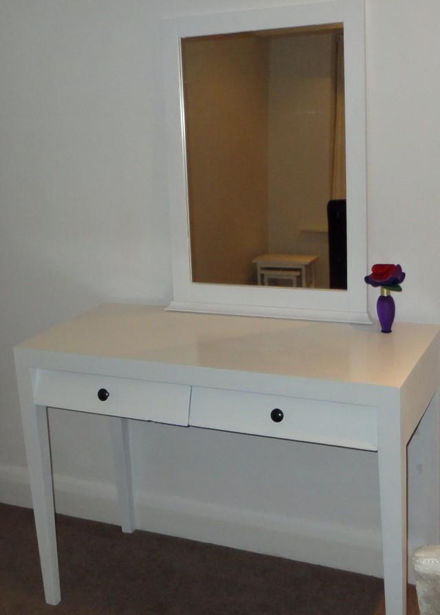 Diy Vanity Table Ikea