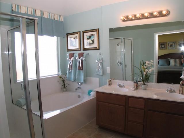 Double Bathroom Vanities Home Depot
