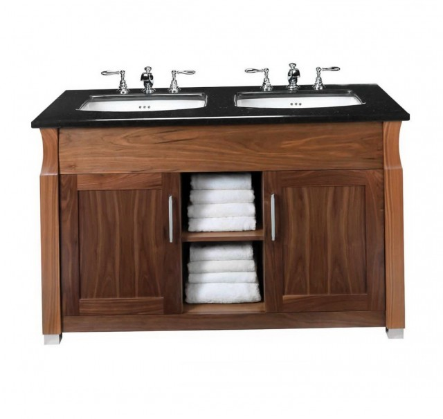 Double Sink Vanity Unit