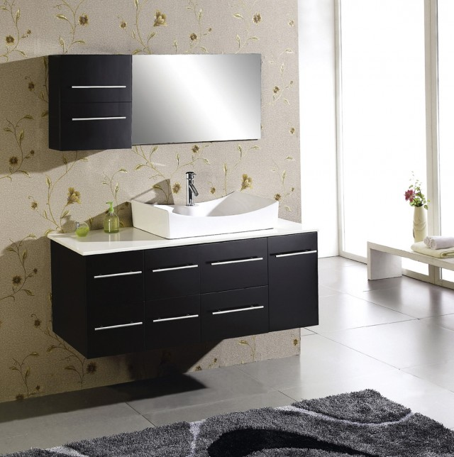 Floating Bathroom Vanity Ideas