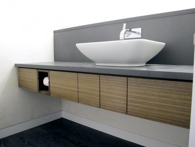 Floating Contemporary Bathroom Vanities