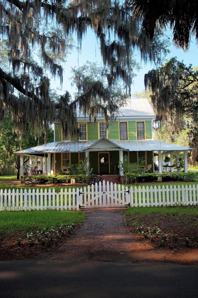 Florida Cracker House Plans Wrap Around Porch