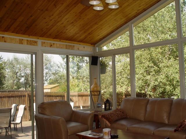 Four Season Porch Interior