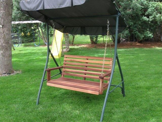 Free Standing Porch Swing Frame
