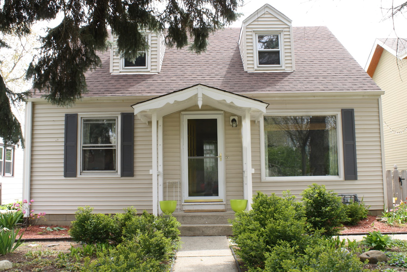 Front Porch Awnings For Home
