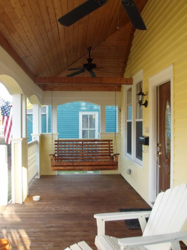 Front Porch Ceiling Fans