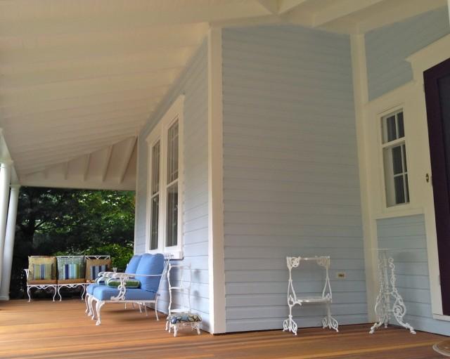Front Porch Deck Colors