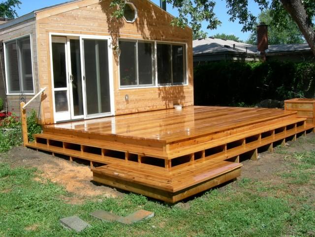 Front Porch Deck Images