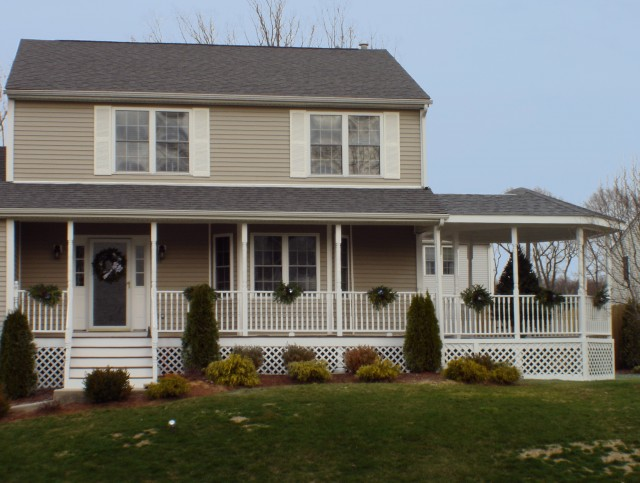 Front Porch Home Plans