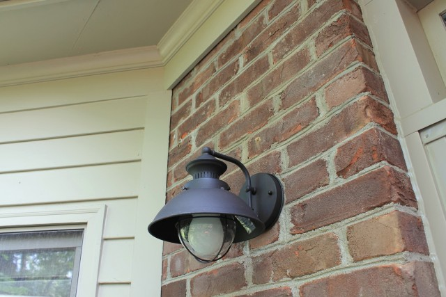 Front Porch Light Fixtures Lowes