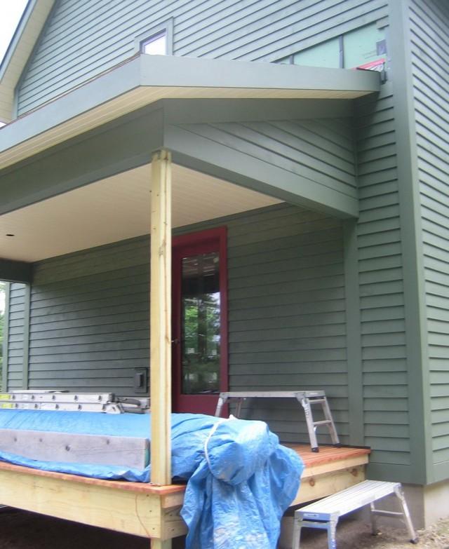 Glidden Porch And Floor Paint Steel Grey