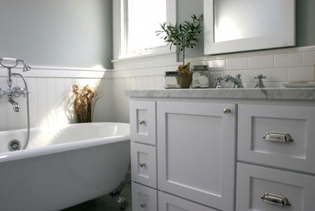 Gray Bathroom Vanity Ideas