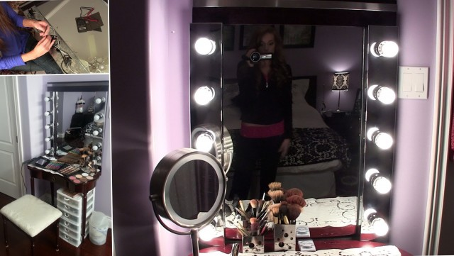 Hollywood Vanity Mirror Diy