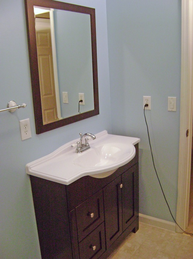 Home Depot Bathroom Vanities Clearance