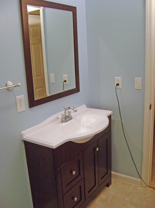 Home Depot Bathroom Vanities Clearance