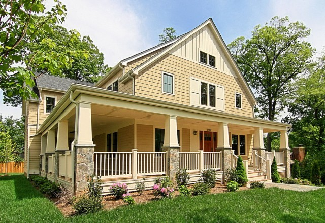 Homes With Wrap Around Porches
